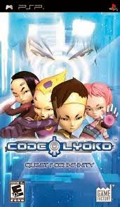 Code Lyoko - Quest For Infinity - PSP - ISO Download