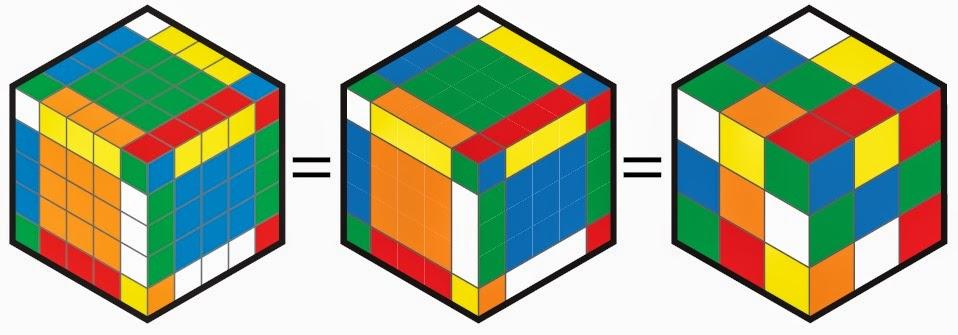 Tutorial 5x5x5 Rubik Profesor