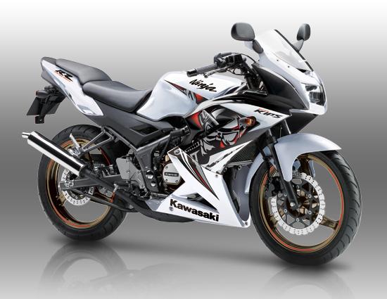 Spesifikasi dan Harga Kawasaki Ninja RR 150 SE Specila Edition