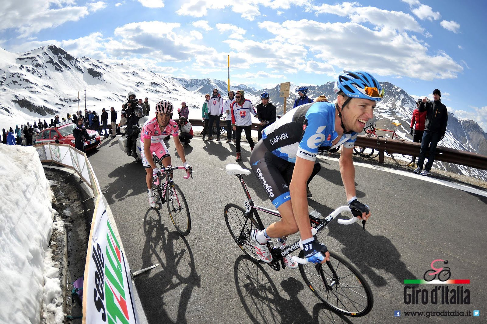 ITALIAN CYCLING JOURNAL: How to Improve the Giro d'Italia?