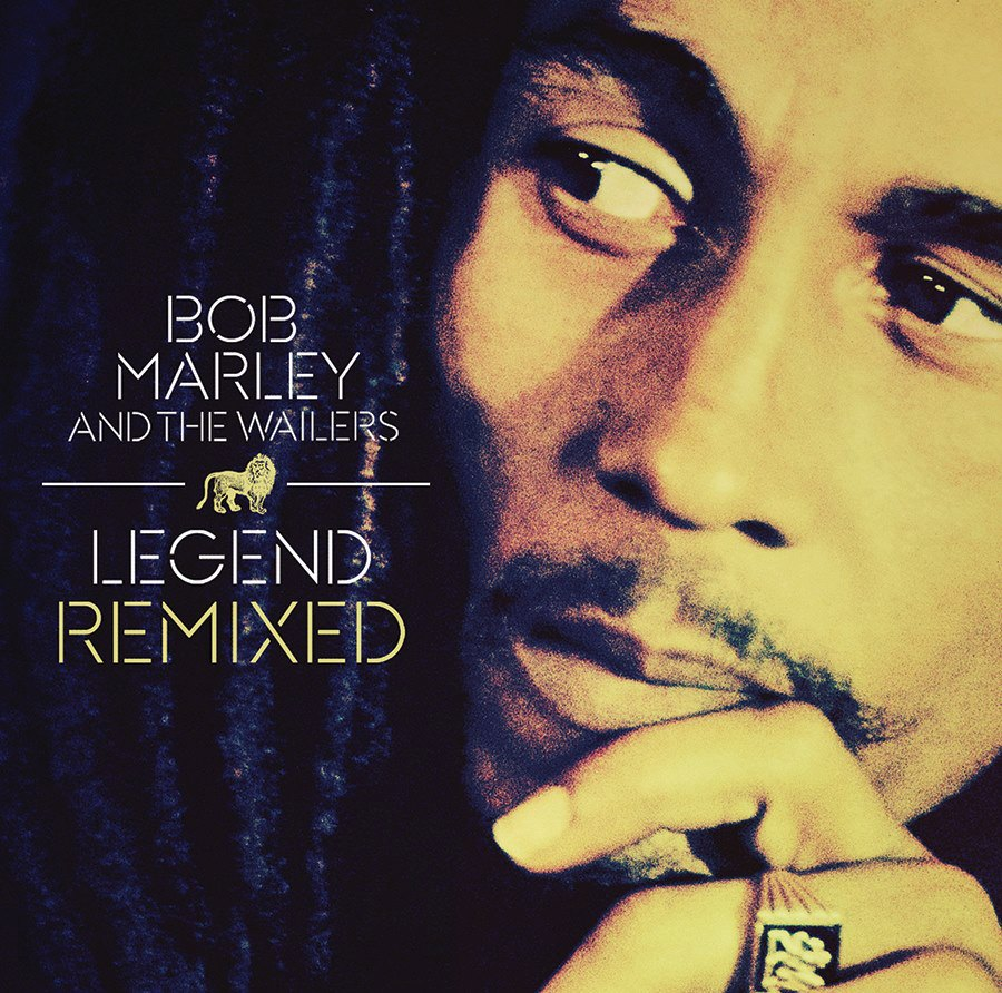 [Multi]BOB MARLEY AND THE WAILERS LEGEND REMIXED 2013 [Mp3-320kbps]