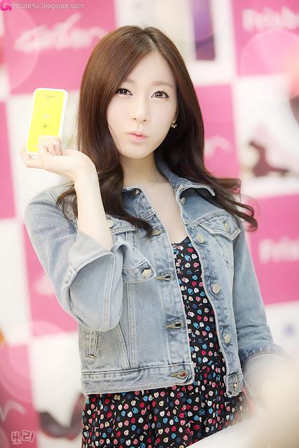 5 Han Ji Eun for Spigen SGP-very cute asian girl-girlcute4u.blogspot.com