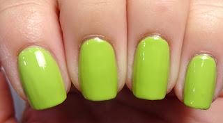 Green Base Color