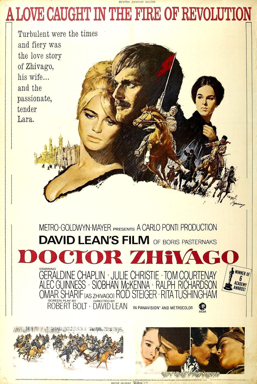 1966 My Favorite Year: Doctor Zhivago