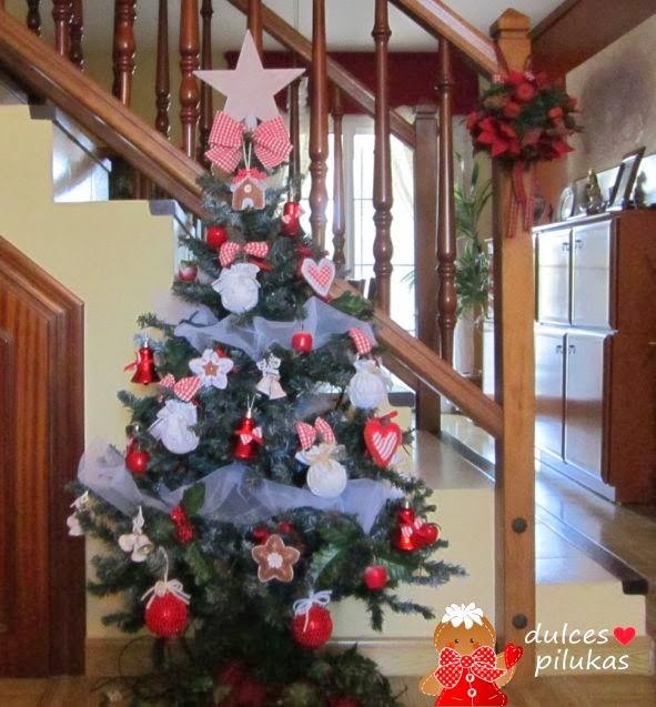 Dulces pilukas rbol de navidad reciclar adornos - Adornos para regalar en navidad ...