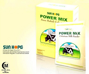 SUN HOPE POWER MIX