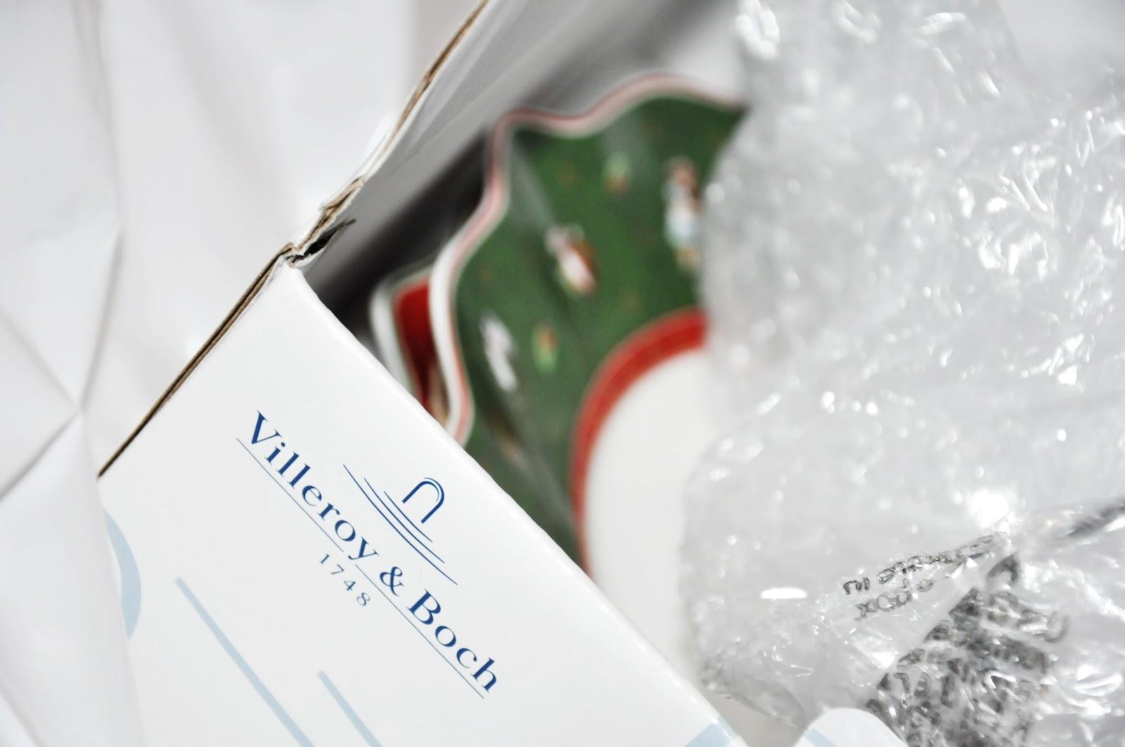 рождественской коллекции Villeroy & Boch