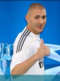 Karim Benzema, Real Madrid CF download besplatne pozadine slike za mobitele