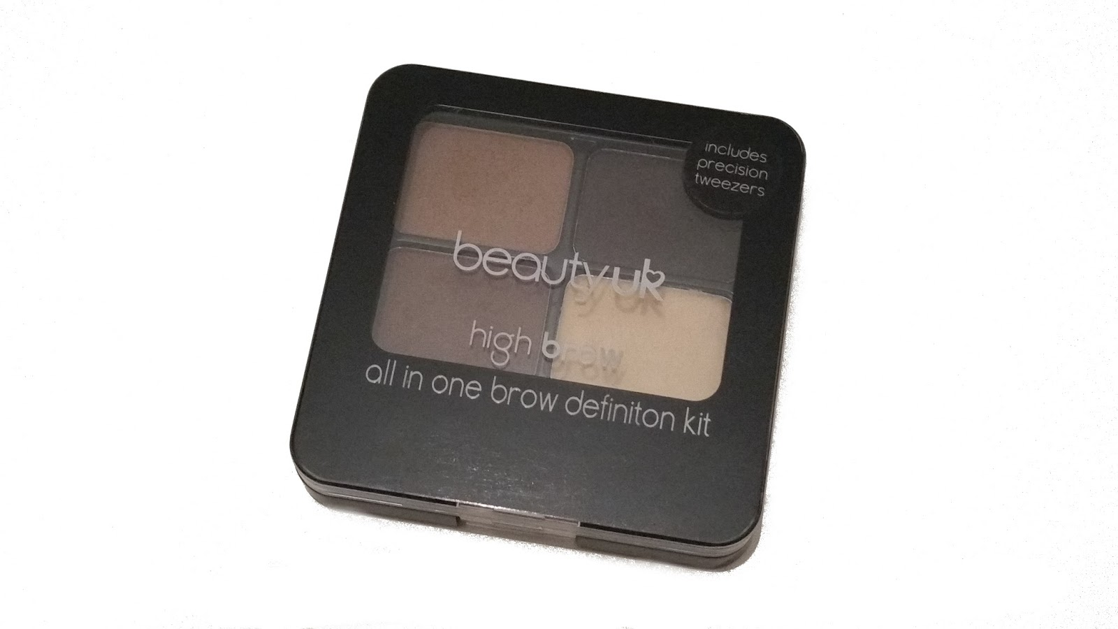 Makeup and Messes: Review // Beauty UK: High Brow - All In One ...
