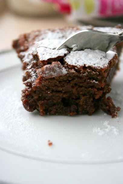 Fantastyczne francuskie ciasto czekoladowe bez mąki