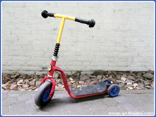 kickScooter wesens-art.blogspot.com