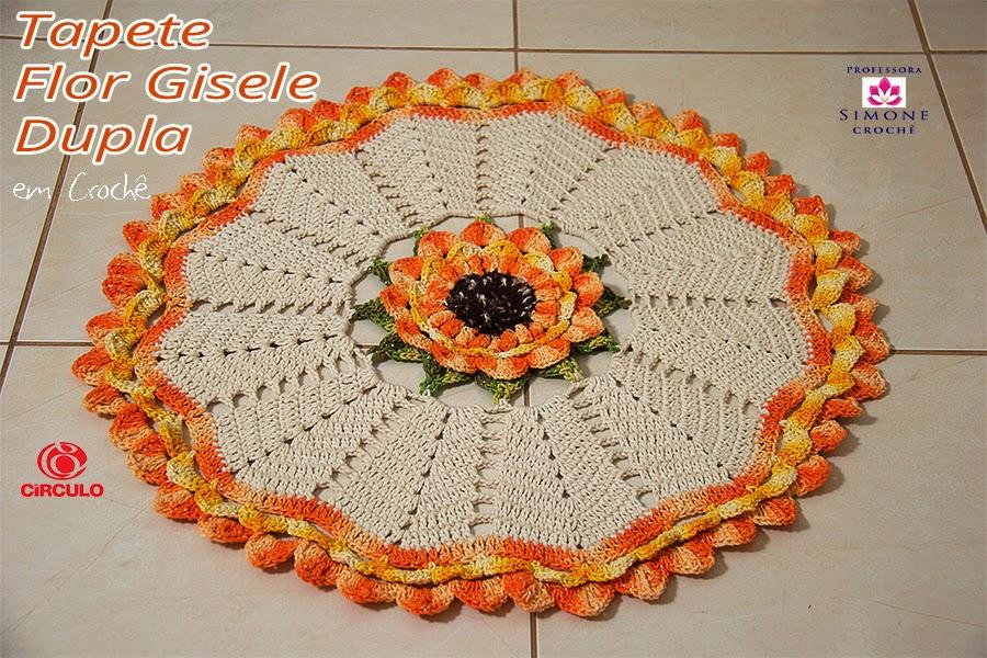 Fotos De Tapete De Barbante Com Flores - tapete de barbante de flores Baidu