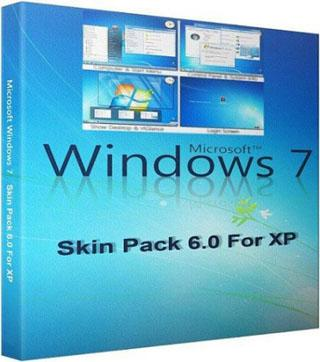 Download Windows 7 Skin Pack 6.0 For XP