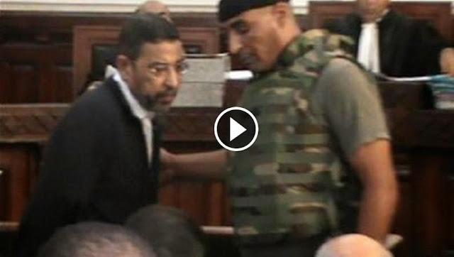 عاجل:الإفراج عن رئيس الأمن الرئاسي السابق علي السرياطي