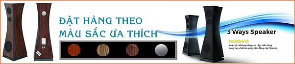 Loa đa hướng - loa cột cong HiLdemar Arthur Audio