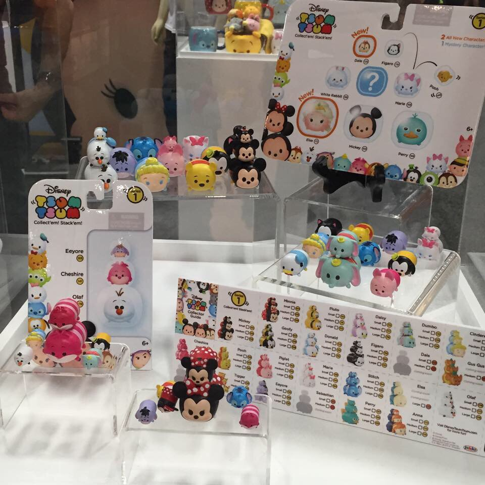 morgans tsums: Septembers Collection Leaked?!