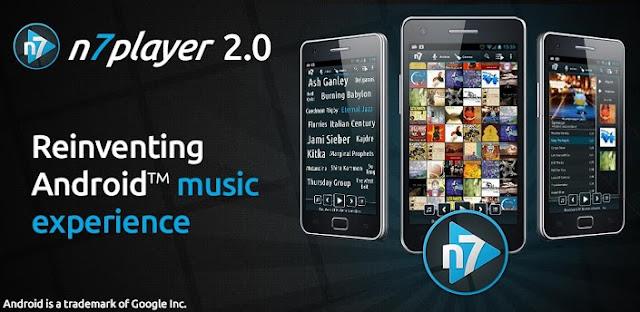 n7player Music Player FULL v2.0.7b