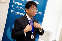 CIBSE President Peter Y Wong