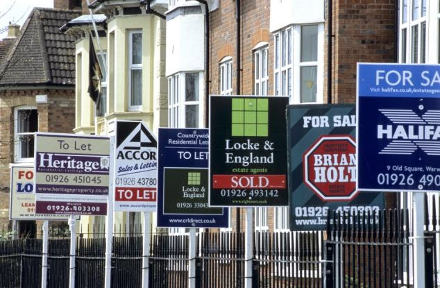 The UK housing prices predicted to rise by 8% – What's cooking in 2014?