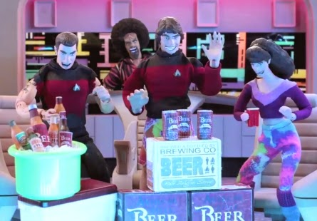 WATCH Robot Chicken - Star Trek: The Next Generation's Night Crew