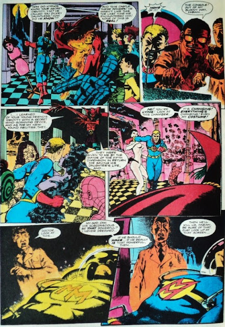 Miracleman # 5 - Alan Moore Alan Davis