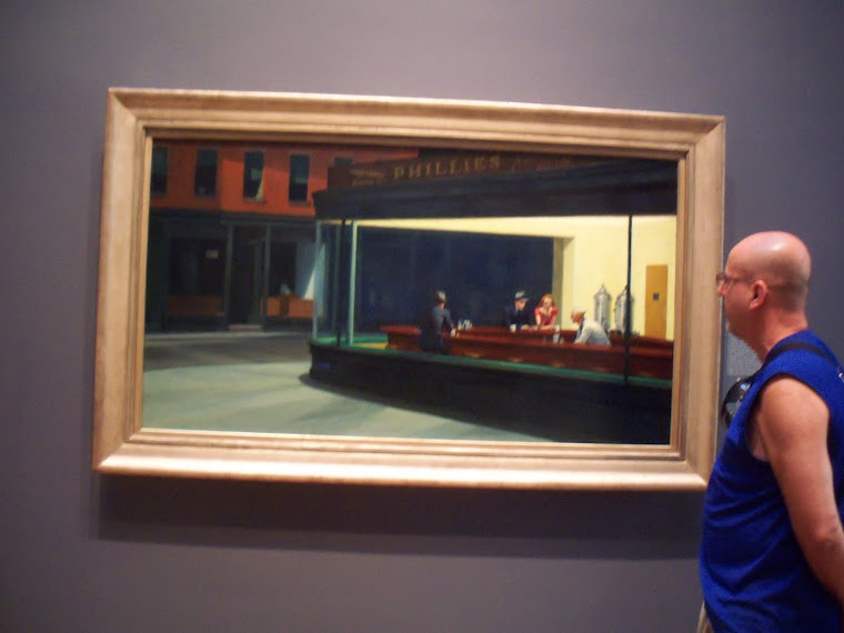 HOPPER AU ART INSTITUTE CHICAGO