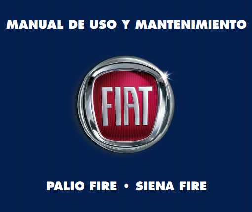 mec nica virtual manual de uso y mantenimiento del fiat palio fire rh mecanicavirtual com ar manual fiat palio weekend adventure 2006 manual del fiat palio adventure 2006