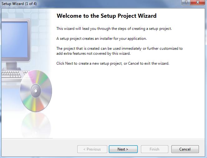 Cara Membuat File Installer VB Net