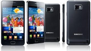 Ponsel Samsung I9100 Galaxy S II