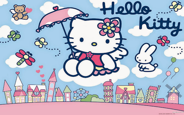 209001-Hello Kitty New HD Wallpaperz