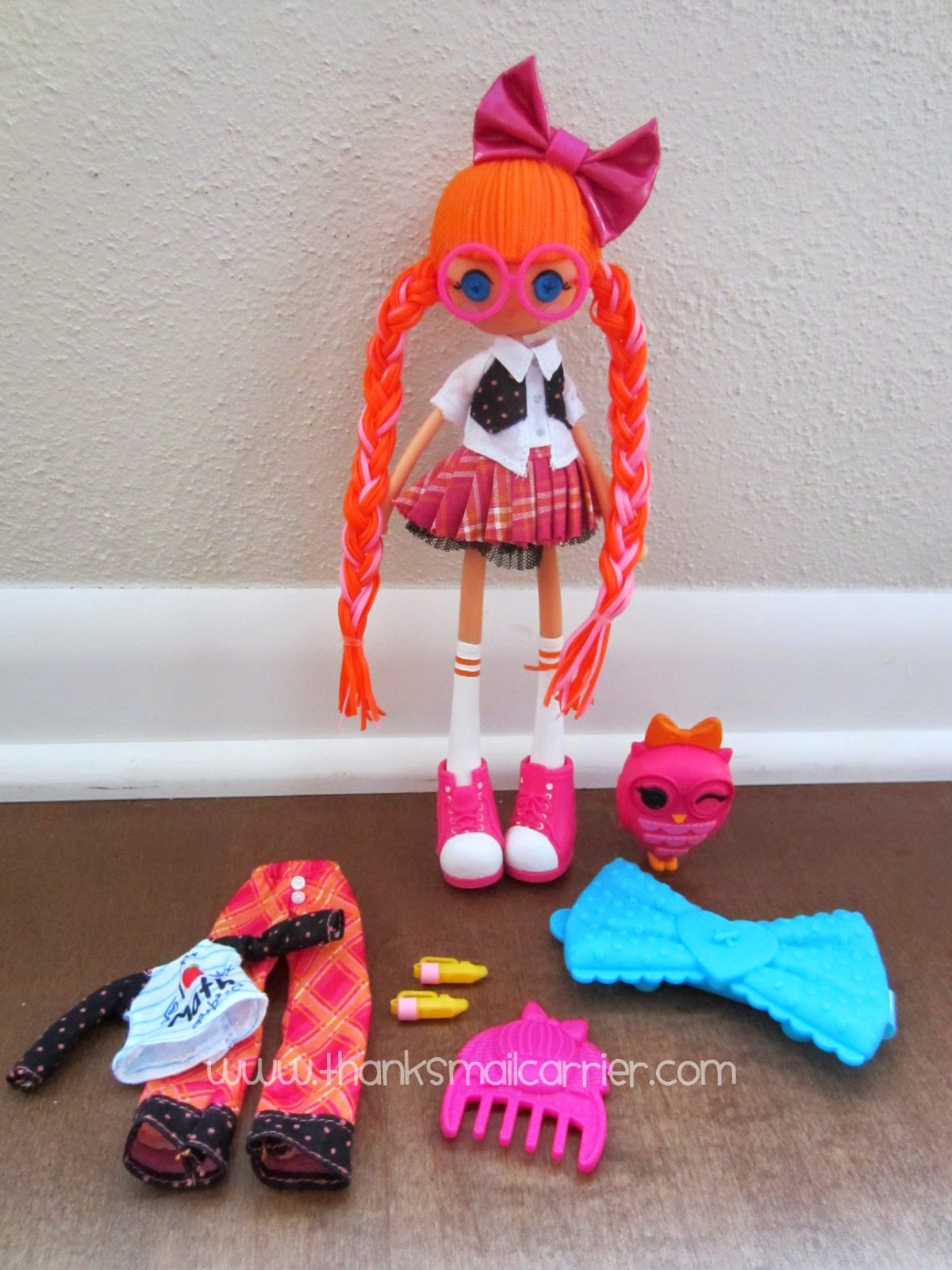 Lalaloopsy Girls Bea Spells-a-Lot