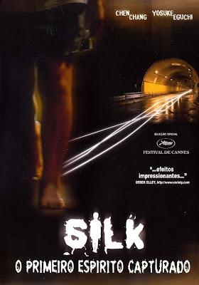 Filme Silk : O Primeiro Espírito Capturado   Dublado