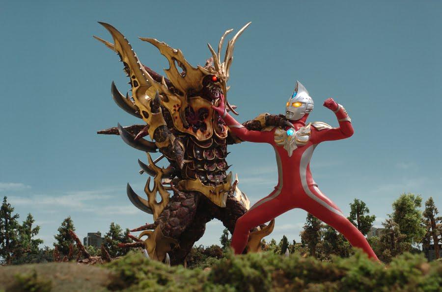 Ultraman Jonias Ultra Act Ultraman Max Monsters ...