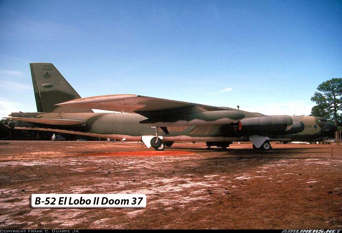ElLoboII 2legen O ataque secreto dos B-52 que foi comparado a missão de Doolitlle
