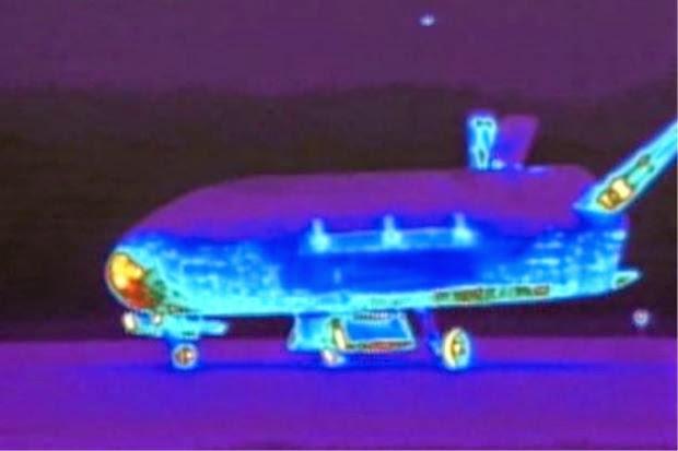 Pendedahan mengejutkan Wujudnya pesawat rahsia yang telah mengelilingi dunia sejak dua tahun lalu
