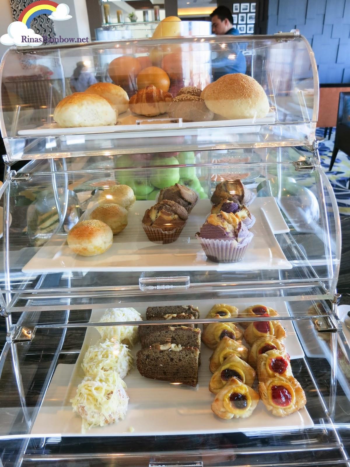 pastries the signature club bellevue manila