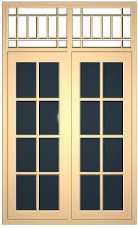 Desain jendela rumah minimalis-modern