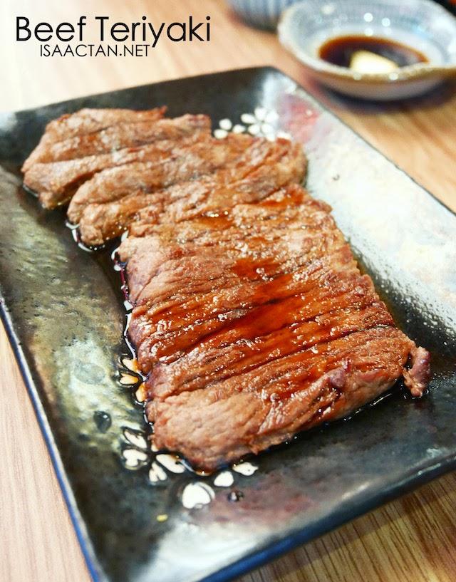 Beef Teriyaki - RM23.80