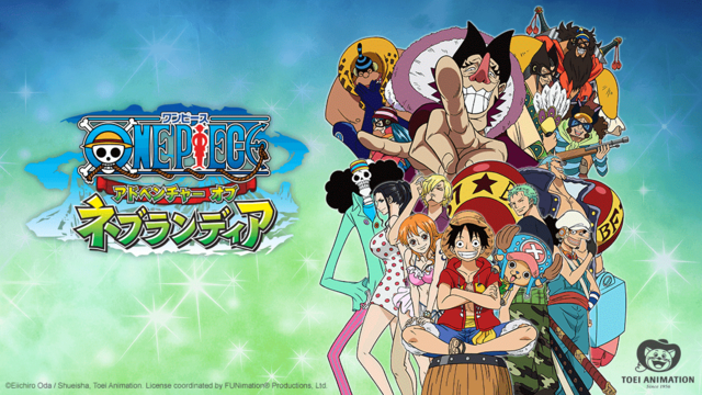 One Piece Wallpaper Screenshot Preview