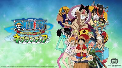 One Piece: Adventure of Nebulandia Subtitle Indonesia