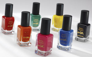 win a Barry M nail polish of your choice