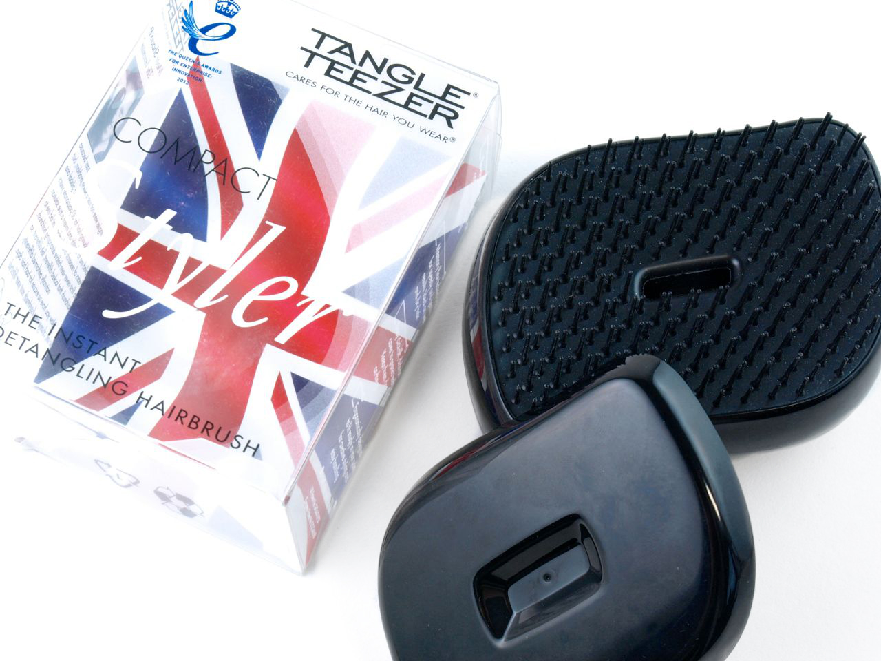 Tangle Teezer Compact Styler: Review