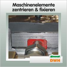 DWH - canh chỉnh điề khe hở