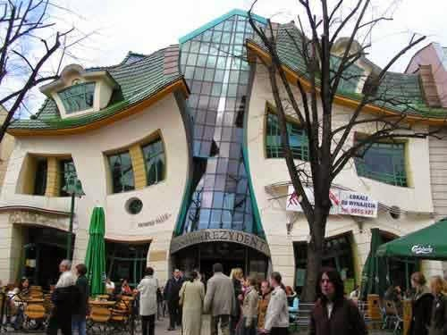 The Uniqueness Of The World: 10 Houses With Unique Design