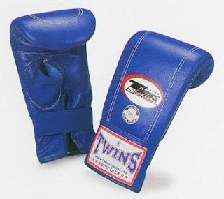guantes para entrenar con saco