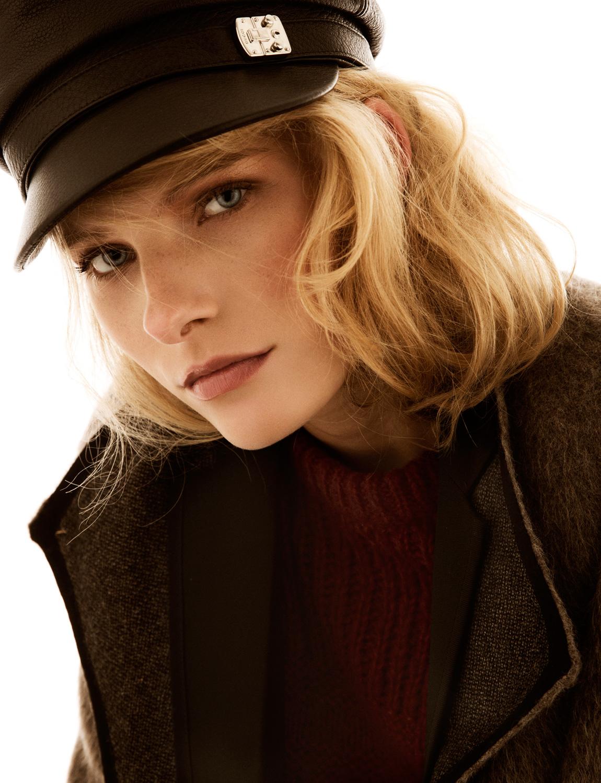 Floor van Montfort for Vogue