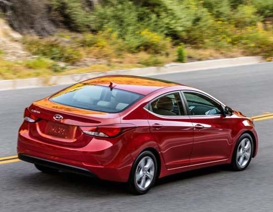2016 Hyundai Elantra First Drive