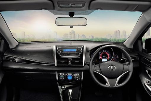 Toyota New Vios 2014 More Modern and Elegant