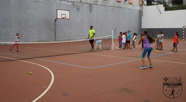 tenis para principiantes