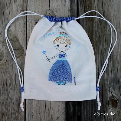 mochila ro-ro princesa